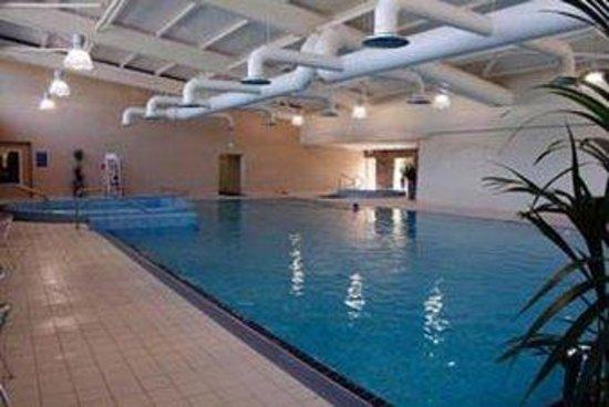 Kenmare Bay Hotel & Resort: Indoor Pool