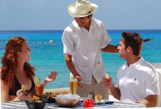 Presidente Inter-Continental Cozumel Resort & Spa: Beach