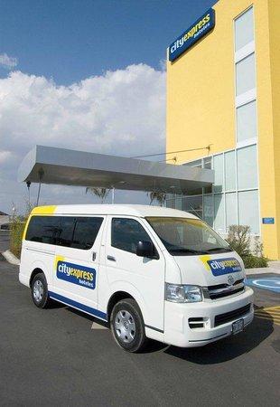 City Express Toluca : Cityexpress Toluca Camioneta