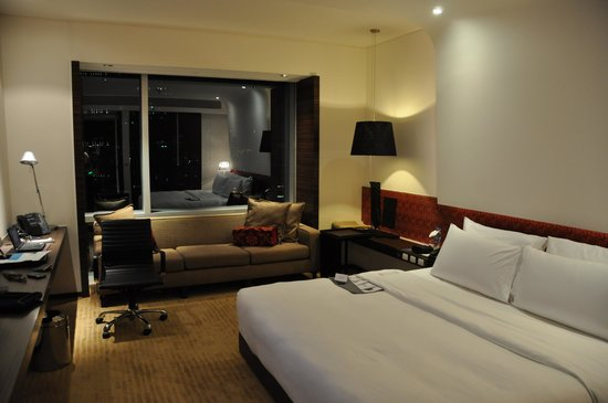 Le Méridien Bangkok: guestroom