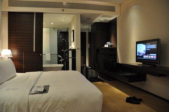 Le Meridien Bangkok: guestroom