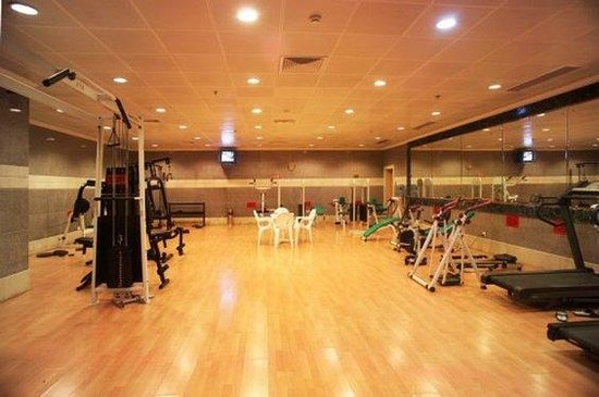 Quanzhou Hotel: Recreational facility
