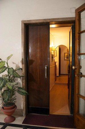 Camere Belvedere Vaticano: Ingrasso