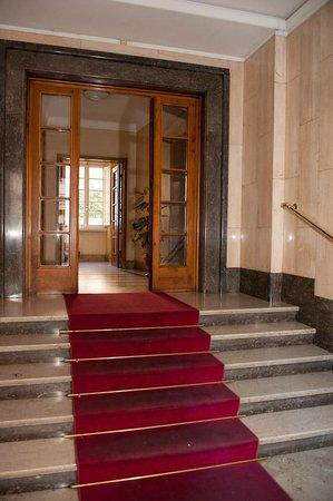 Camere Belvedere Vaticano: Ingresso