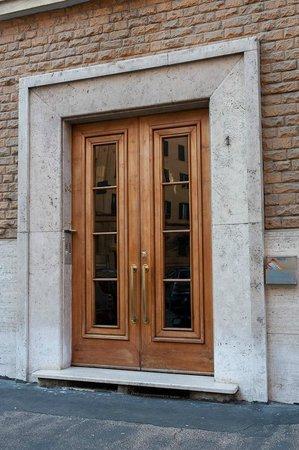 Camere Belvedere Vaticano: Entrata