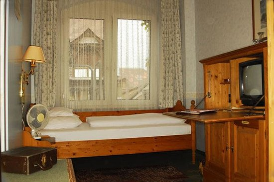Hotel Am Josephsplatz: Small Single Room