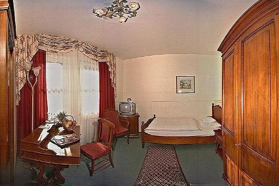 Hotel Am Josephsplatz: Single Room