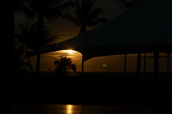 Cable Beach Club Resort & Spa:                   Sunset
