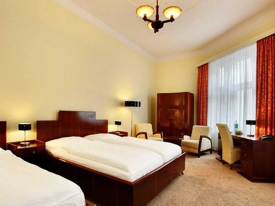 Hotel Bellmoor im Dammtorpalais: Triple