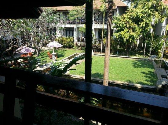 Bodhi Serene Hotel:                                     vue depuis la chambre