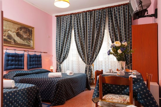 Camere Belvedere Vaticano: Camera
