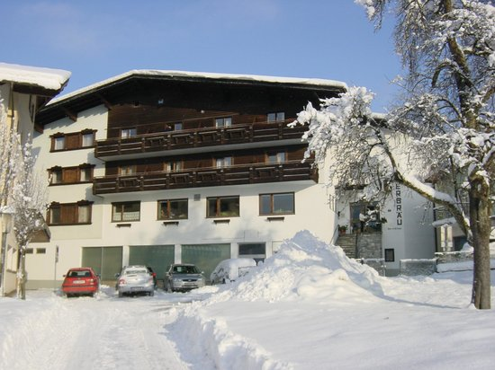 Hotel Pension Unterbrau: Winter