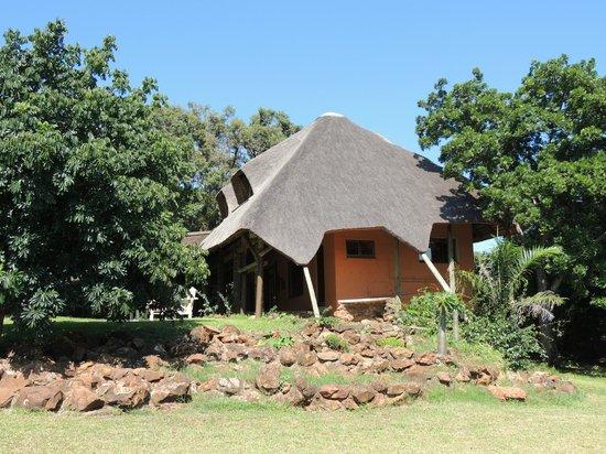 Zebra Hills Safari Lodge:                   Family room of Zebra Hills