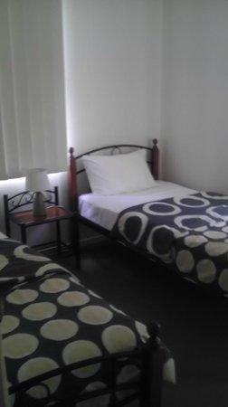 Santa Fe Apartments:                   Bedroom