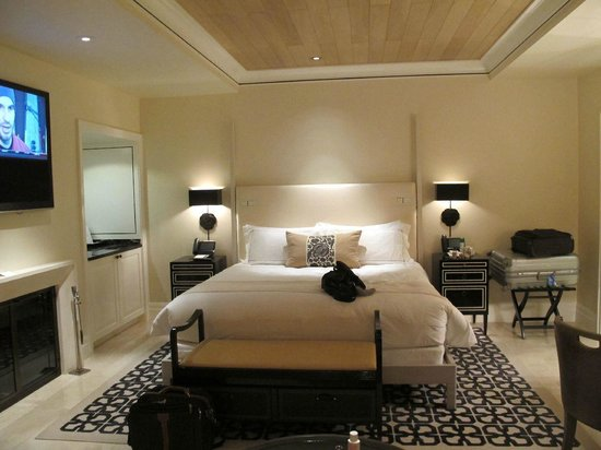 Exceptional room quality picture of hotel bel air los for Exceptional hotels