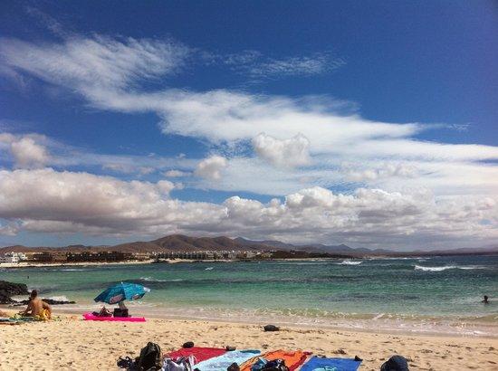 Lagunas y Playa de El Cotillo:                   So relaxing