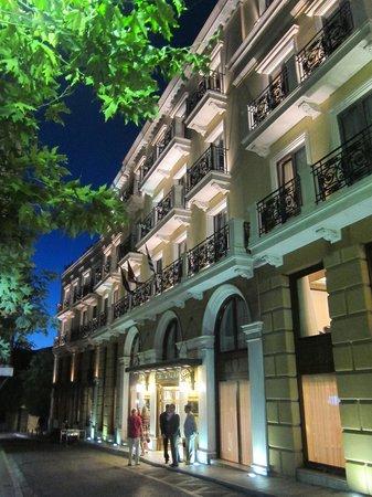 Electra Palace Athens:                   2011