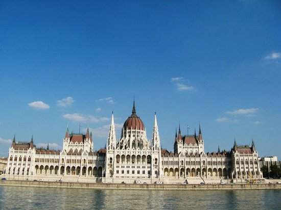 Hotel Parlament: Parlamento