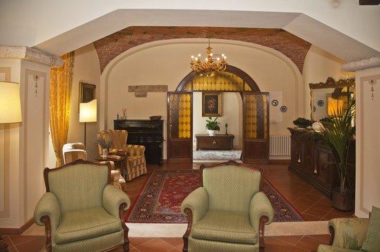 Villa Poggiano: lounge