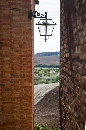فيلا بوجيانو: view