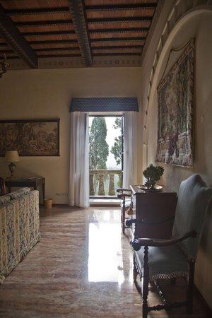 Villa Poggiano: superior suite