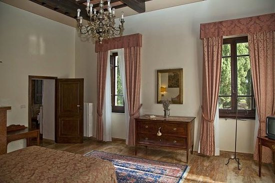 Villa Poggiano: superioir suite