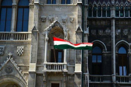 Budapest-sensations: Parlament