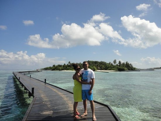 Adaaran Select Hudhuranfushi:                   Paradise