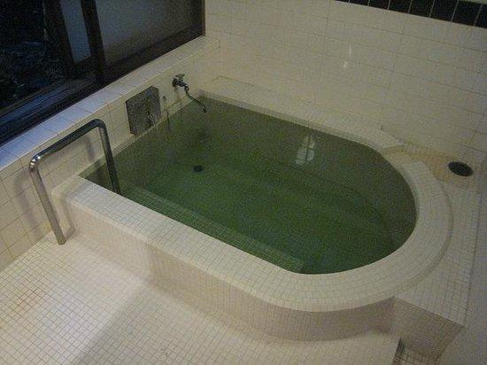 Sasaya Hotel:                   笹屋ホテル内風呂