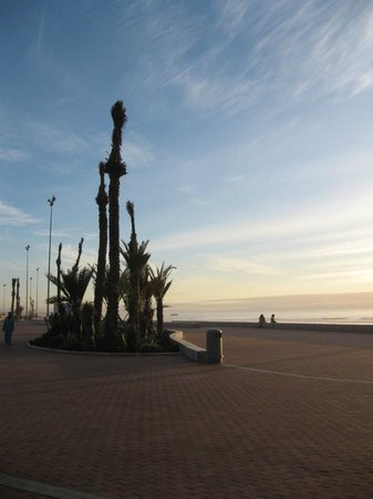 VClub Agadir: passeggiata agadir