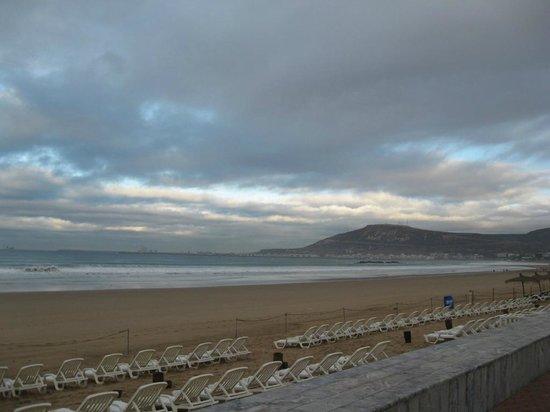VClub Agadir: spiaggia agadir