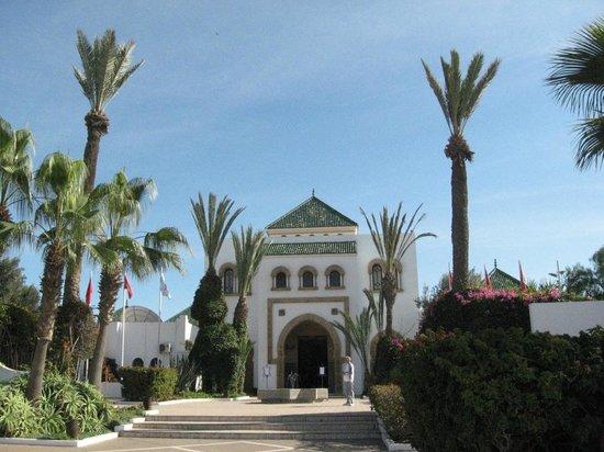 VClub Agadir: entrata agadir