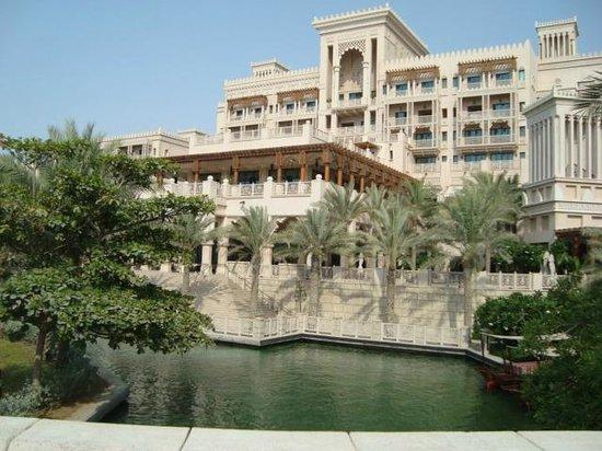 朱美拉古城水上皇宮酒店照片