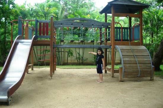 Hyatt Regency Hua Hin:                   Play area