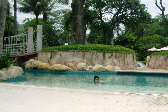 حياة ريجينسي هوا هين:                   Pool area                 
