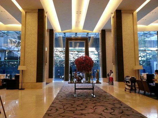 The St. Regis Bangkok: Ground Floor Lobby