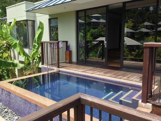 Raffles Praslin, Seychelles: Villa 261