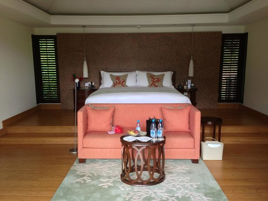 Raffles Seychelles: Room 262