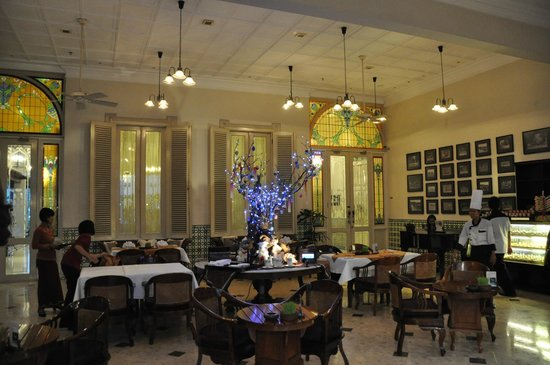 The Phoenix Hotel Yogyakarta - MGallery Collection: restaurant
