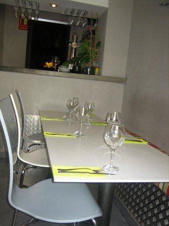 Basilico Restaurant: interior