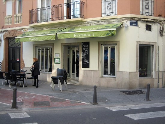 Basilico Restaurant: exterior