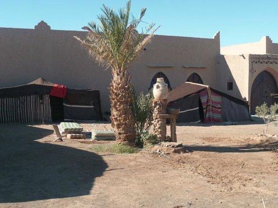 Takojte Hotel: tentes berbère