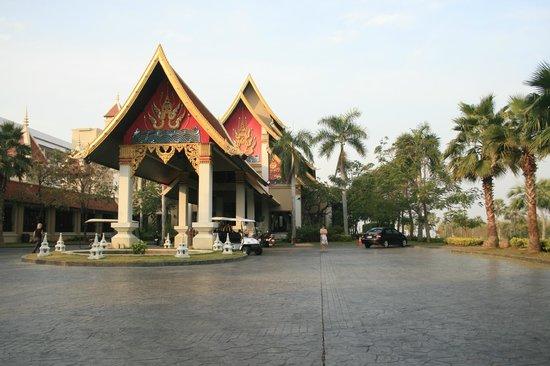 Dor-Shada Resort by The Sea:                   Основное здание