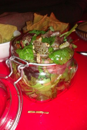 Ojala :                   ensalada pugliese