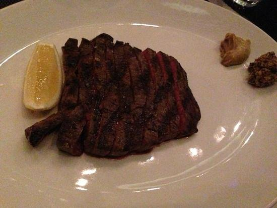 Rockpool Bar & Grill:                   topside