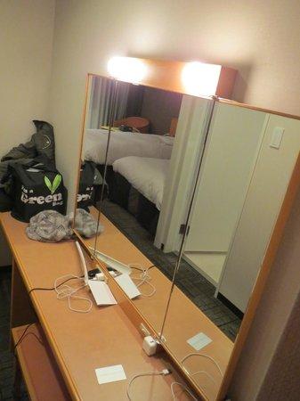 Hotel Granvia Hiroshima:                                     Туалетный уголок. Замечательное дополнение
