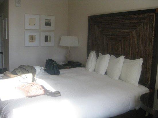 Kimpton Solamar Hotel:                   Comfy bed                 