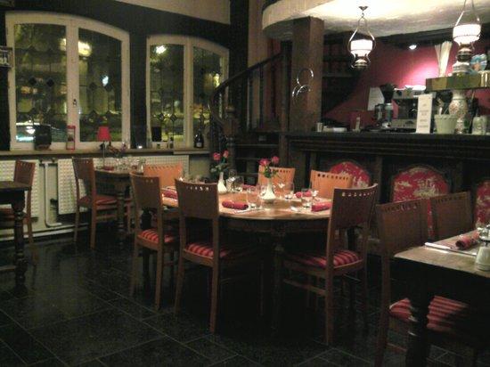 L'Escargot : Intérieur du Restaurant