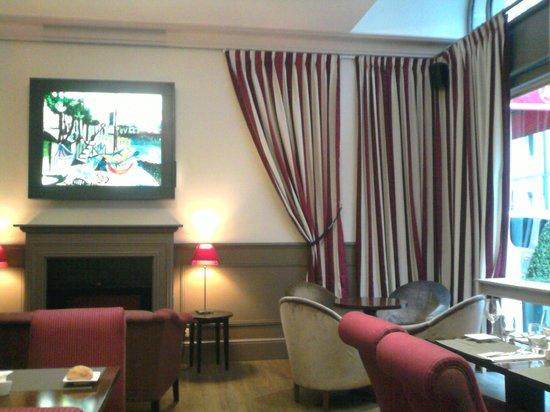 Hotel California Paris Champs Elysees: Bar Intérieur