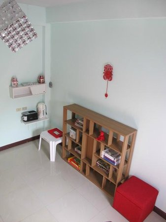 I Lub U Guesthouse: Living Center Room